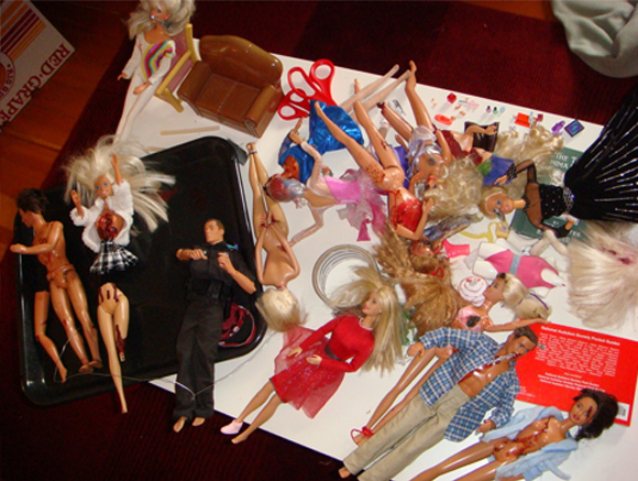 barbiemutilation